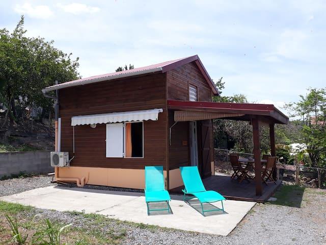 Le bungalow le TOMAYOU (20 m2)