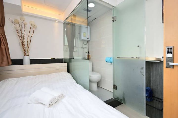 Nall-5BR+5Toilet in YMT MTR - Hong Kong - Appartement