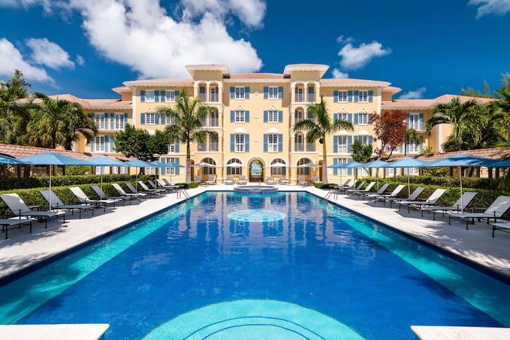 Villa 404 | 2 BR Oceanfront Penthouse on Grace Bay Beach