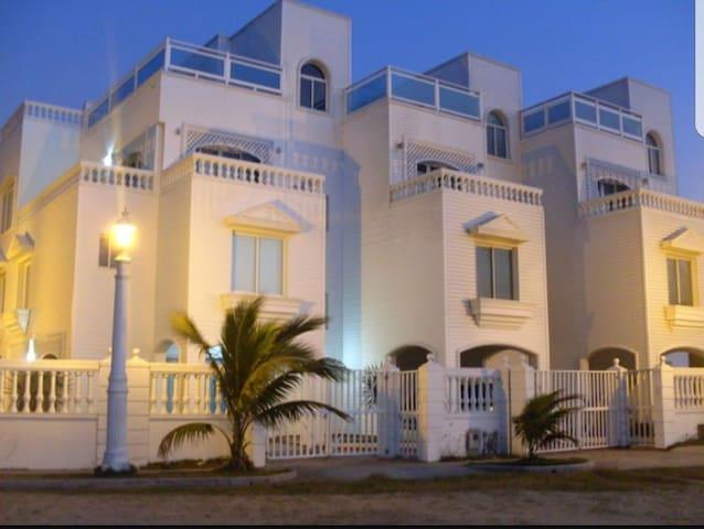Espectacular casa con vista al mar - La Boquilla - Pis
