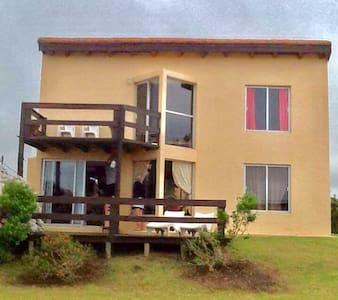 Hermosa casa con vista al mar en Punta Negra - Punta Negra - Rumah