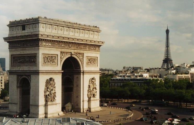 Champs Elysées Lovely Apt