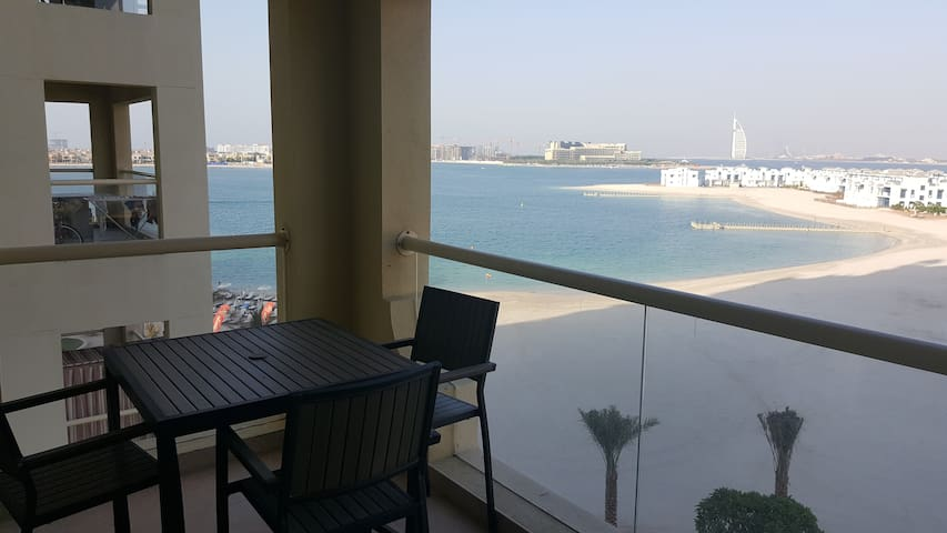 Full Sea View 1b apt. in The Palm Jumeirah Dubai - Dubai - Leilighet