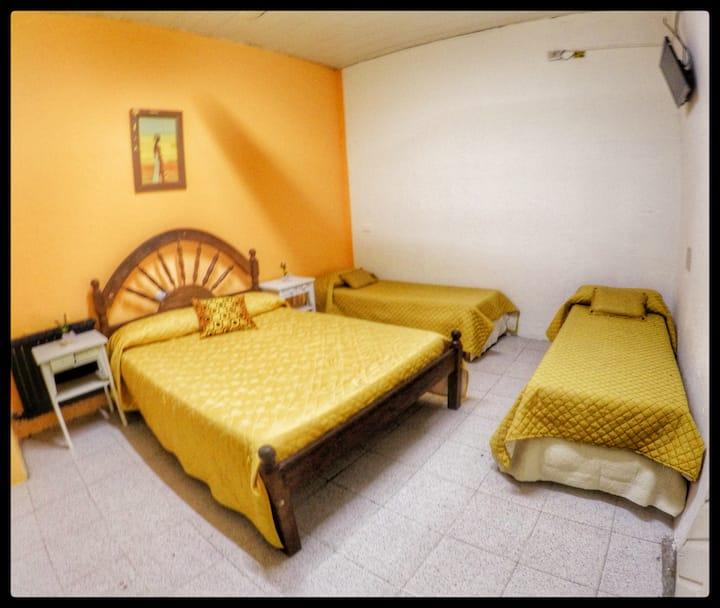 Hotel Atlantic - Habitacion Doble