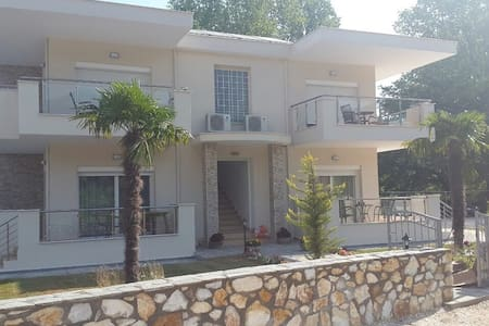 Spacious apartments for the perfect vacation - Thasos - Pis