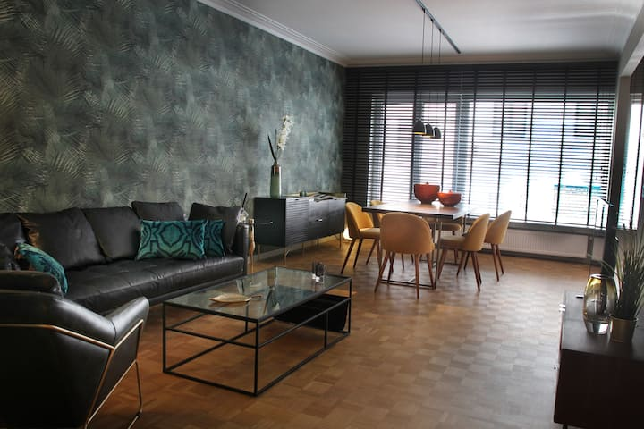ANTWERP Stylish apartment nearby central park