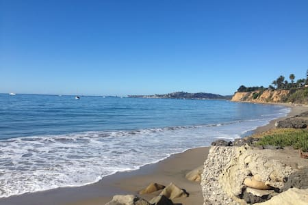 Walk to Beach! - New Gorgeous Private Casita - Montecito - Διαμέρισμα