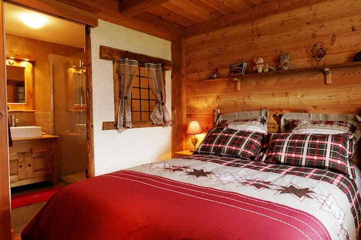 Bed and breakfast : La Bourrassee, la Muande