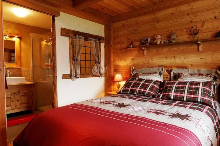 Bed and breakfast : La Bourrassee, la Muande