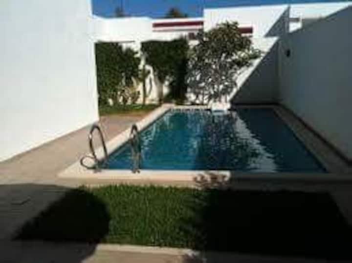 Grande villa à Bizerte