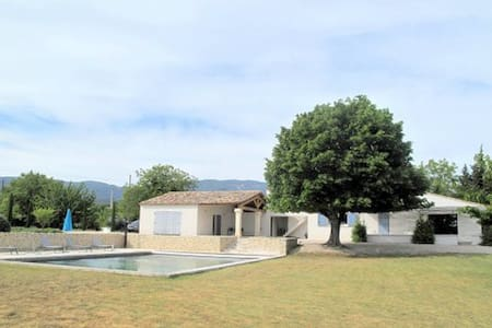 Renovated farmhouse in the Luberon - Cucuron