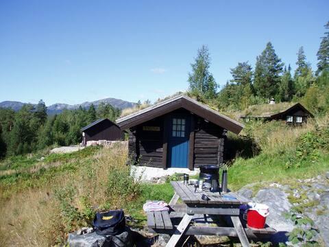 Badstua - Hogstul Hytter - Tuddal