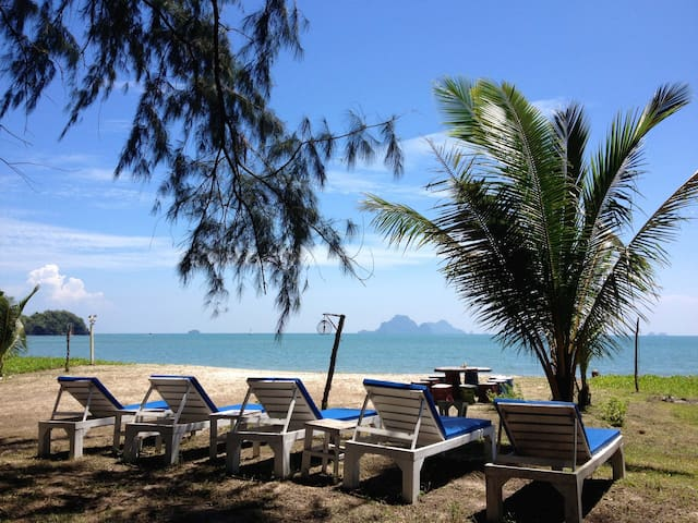 J2b Beach bungalow on secluded beach - Krabi - Bungalow