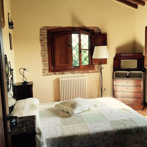 La camera letto
