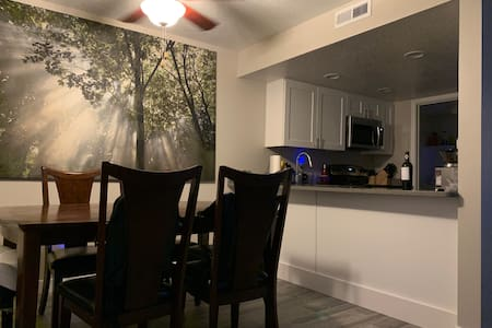 Remodeled furnished apartment near shopping