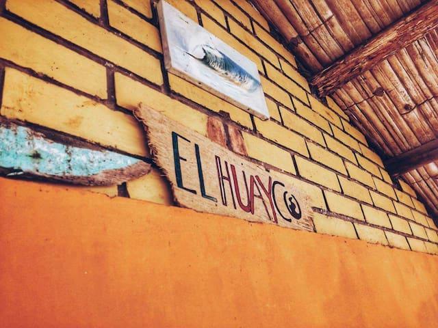 Cozy beachouse/café.PuntaNegraPerú. - Punta Negra - Adosado