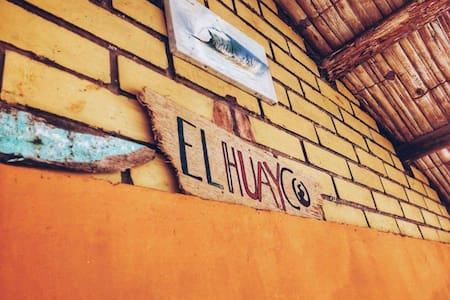 Cozy beachouse/café.PuntaNegraPerú. - Punta Negra - 连栋住宅