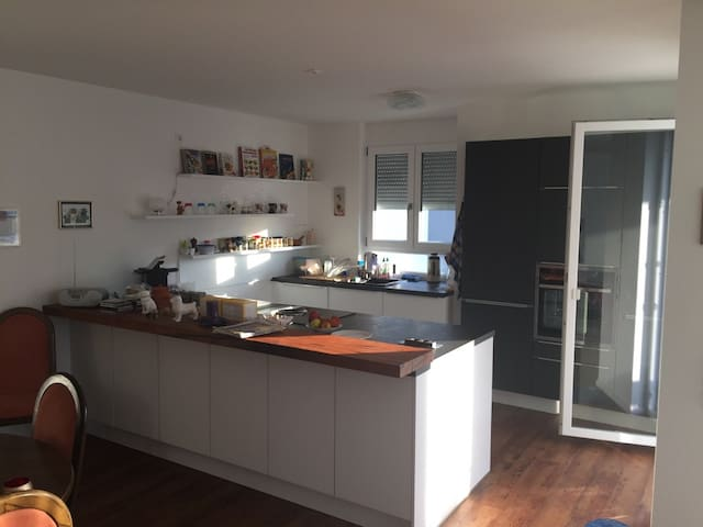 Luxury Apartment near Basel - Schopfheim
