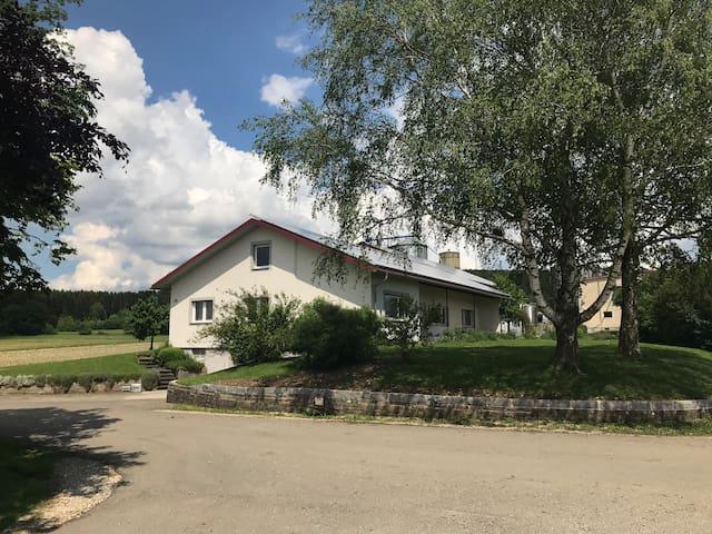 Ferienhaus Angergut 4 Schlafz., 2 Bäder, 8 Betten