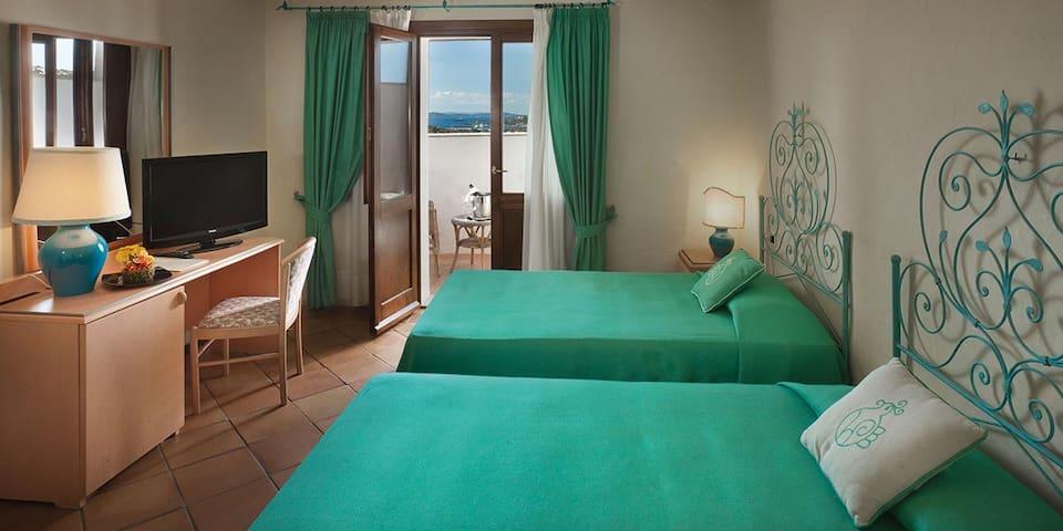 Hotel Pulicinu, Classic Vista Mare double