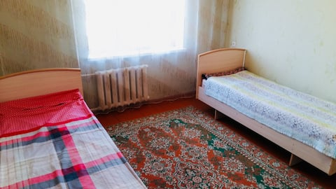 Apartment in the heart of downtown Osh