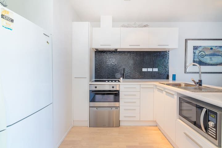 Funky inner city apartment. - Auckland - Lägenhet