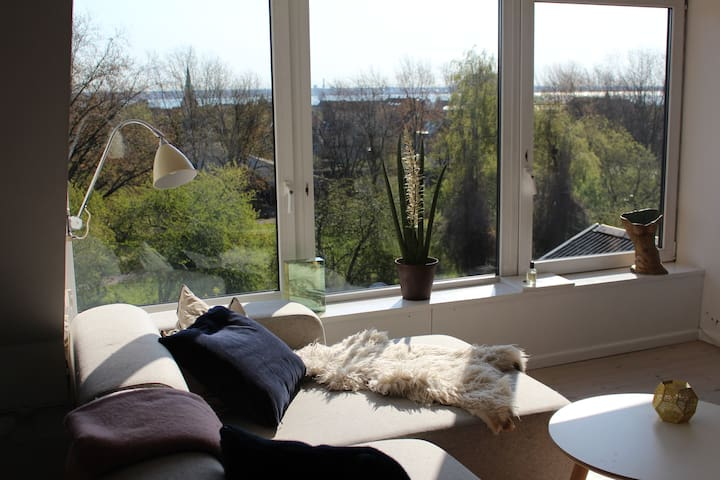 Villa with a view in Helsingor - Helsingør - Apartment
