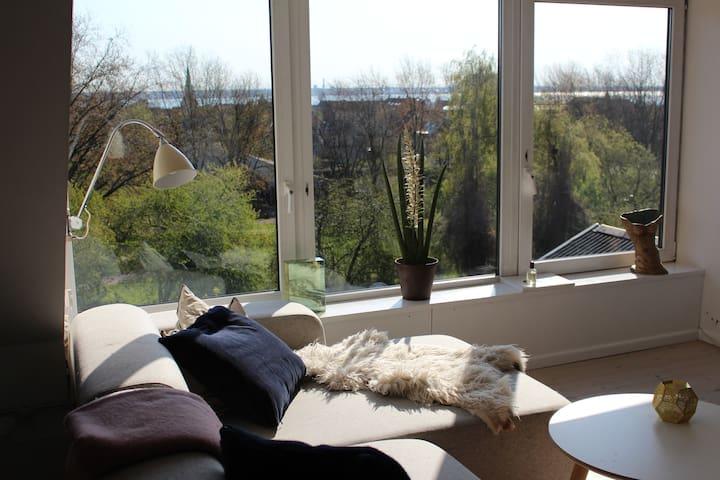 Villa with a view in Helsingor - Helsingør - Apartemen