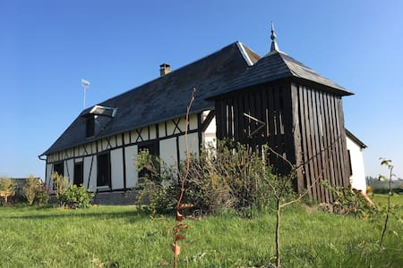 la  Longère Brayonne - Gournay-en-Bray - 度假屋