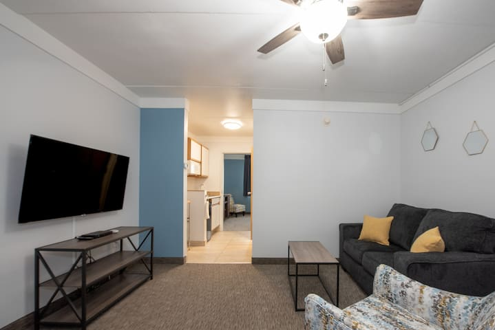 Extended Stay Bunk Suite w/Kitchenette