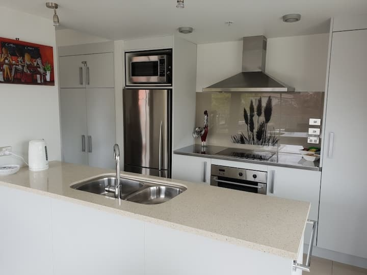 Central Taupo 2 bedroom apartment