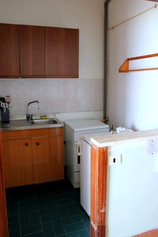 Monolocale x 2 vista mare - Caprioli - Apartament