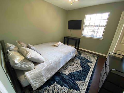 舒適乾淨的房間