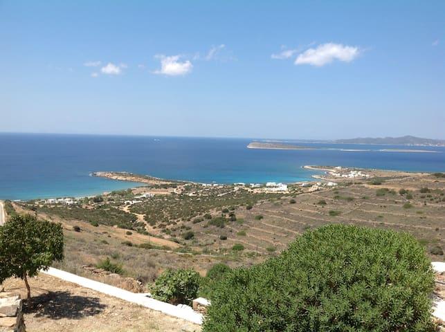 Farangas Villa with great views