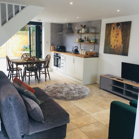 Superb southdowns and beach links