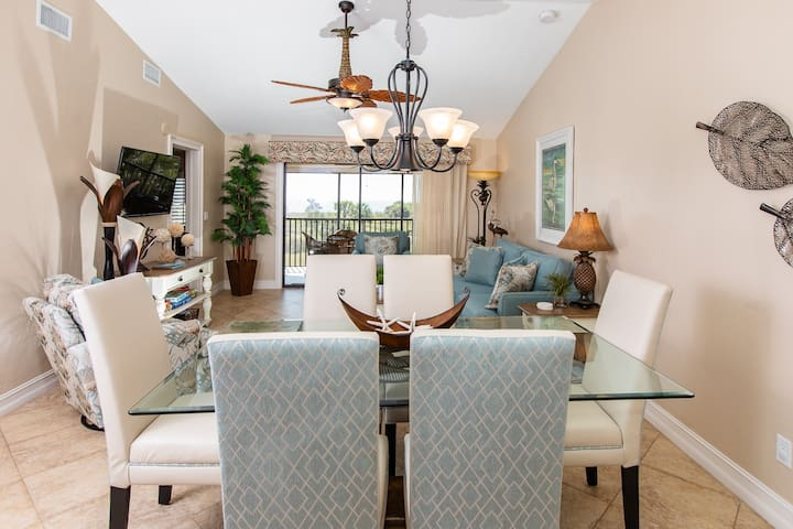 SANDPIPER BEACH 205- 2BD/2B CONDO LOCATED ON SANIBEL ISLAND WITH BEAUTIFUL GULF VIEWS!