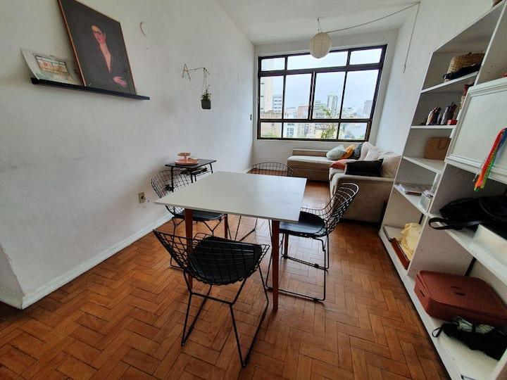 Cosy room in center of São Paulo  - Santa Cecília