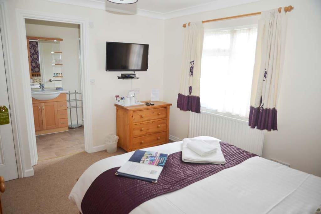 Charmouth B B Family Room