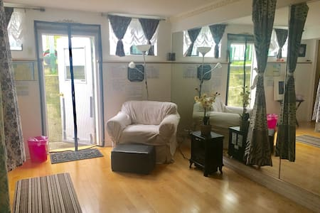 Gorgeous Bottom Bunk w/ Privacy in Canopy nr Beach - San Francisco - Guesthouse