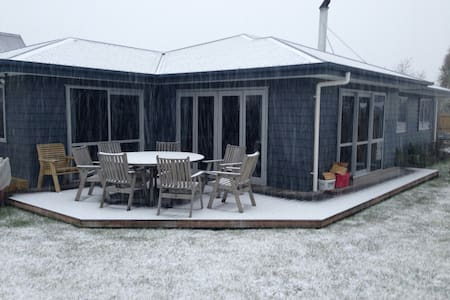 Manuka Chalet; Modern, Cosy Home - Methven - Haus