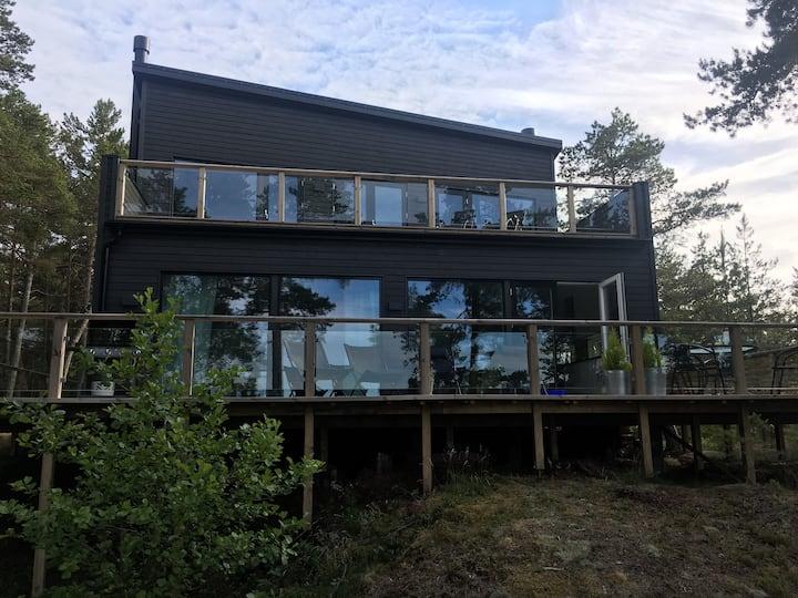 Comfortable seaside villa by 4* hotel resort