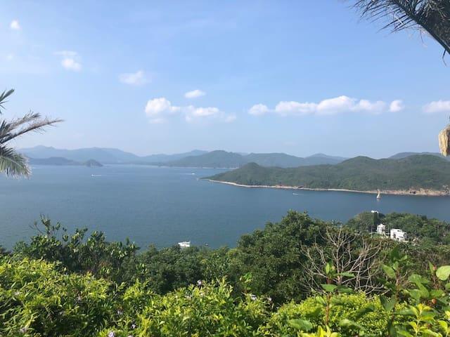 Mansion on Cheung Chau Island