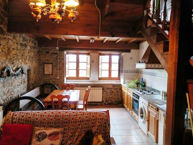 Casa Rural el Madreñeiro (Alquiler íntegro)