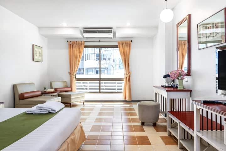 Deluxe Room_Room Only, Sawasdee Seaview