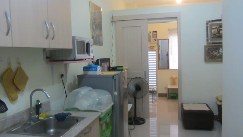 Field Residences Condo - 1 Bedroom Unit 524 - Parañaque - Apartament
