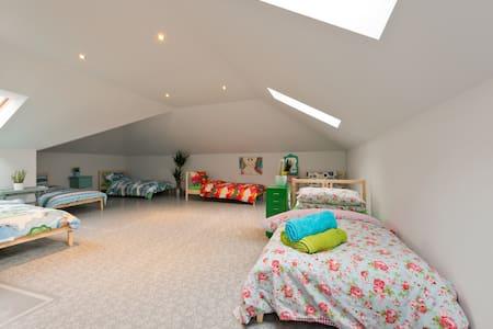 Lus Mor Dorm Bed 6 - Roundwood - Bed & Breakfast