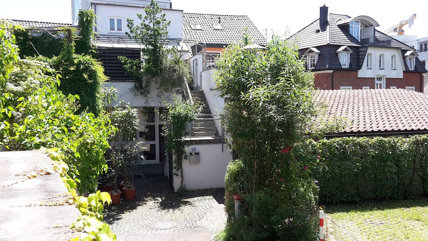 City Appartement 1 in Markdorf am Bodensee