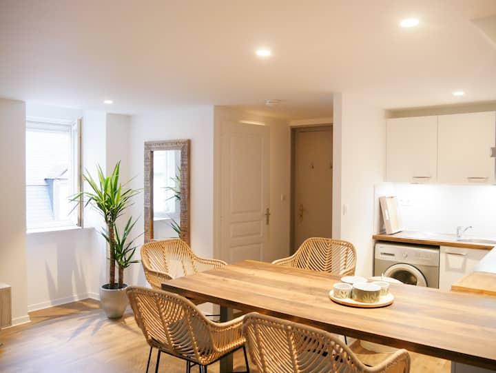 Appartement récemment rénové à Auray