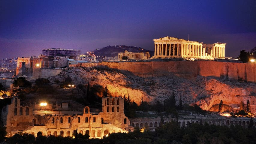 Unforgettable holidays at the heart of Acropolis! - Athens - Serviced flat