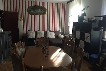 Ich teile mit Euch meine Wohnung - Reichenbach im Vogtland